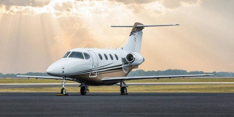 Beechcraft-Premier-1A for Hire