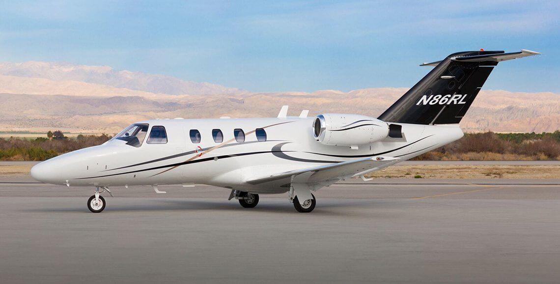 Cessna Citation CJ 1 for hire