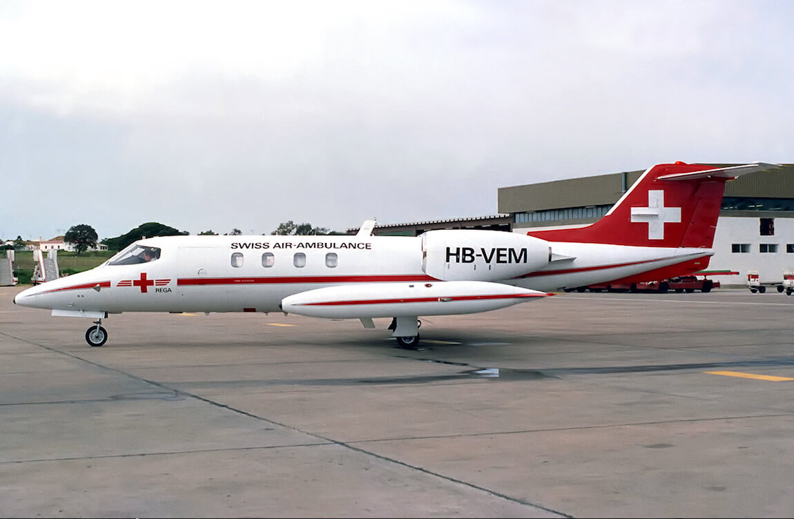 private jet ambulance