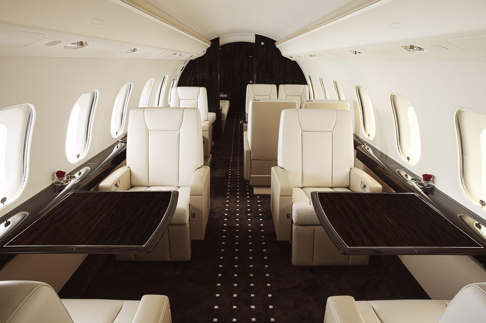 global private flight