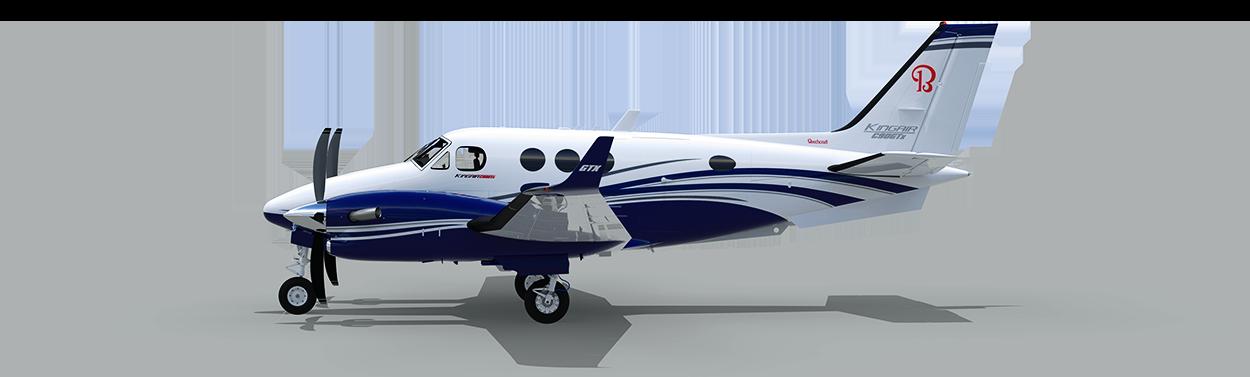 Beechcraft King Air 90GTX