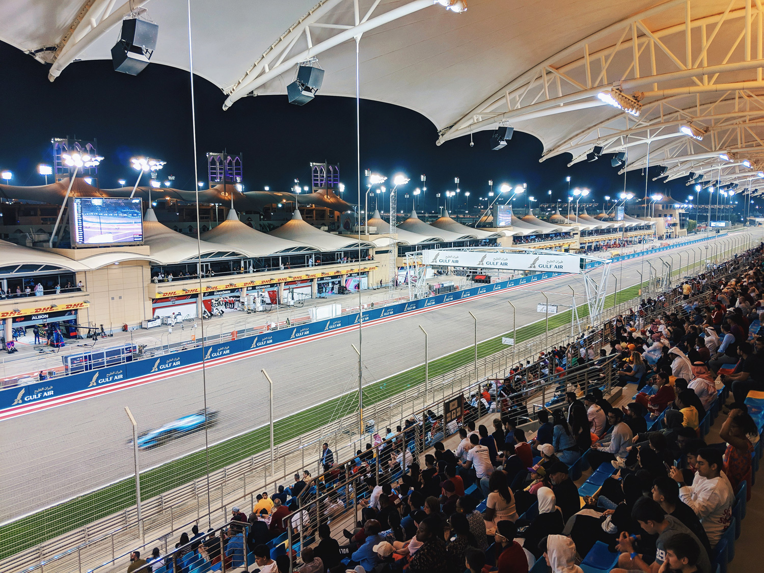 How to Experience the 2020 Formula 1 Gulf Air Bahrain Grand Prix