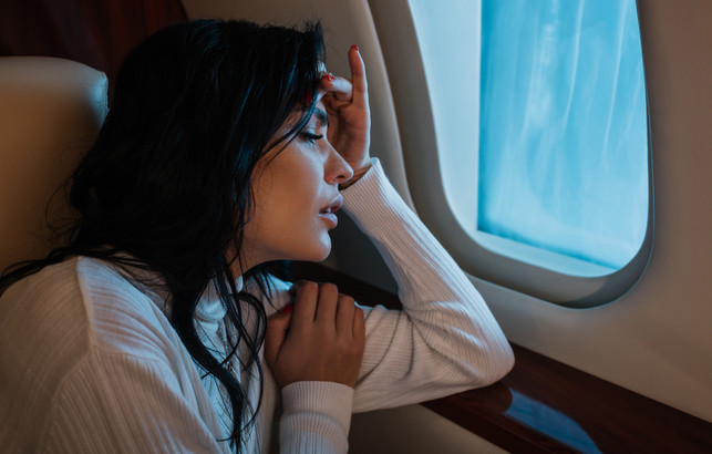 How to overcome the fear of flying? The use of private flights to manage flight fear