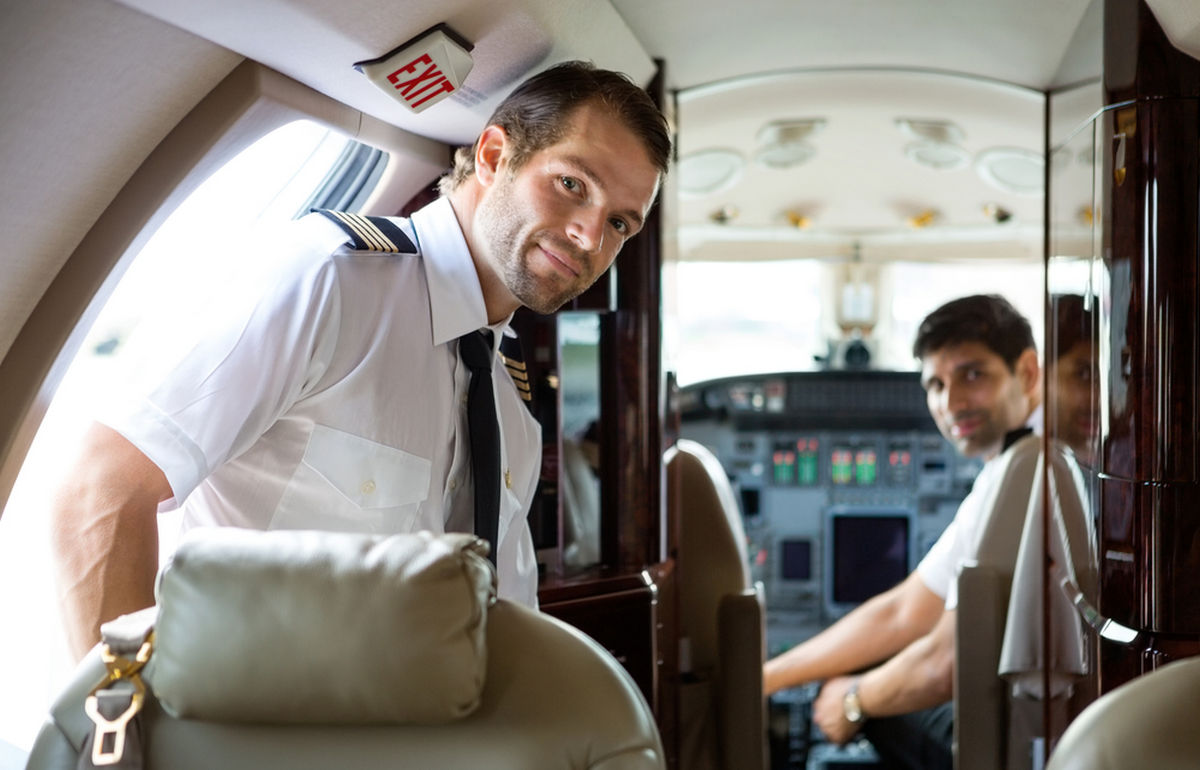 private flights to overcome the flight fear