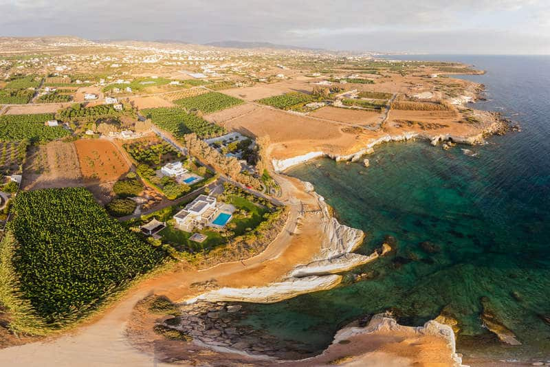 why fly to cyprus
